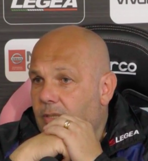 """Il Palermo sfida l'Avellino, Tedino: """"Non dobbiamo avere paura di giocare, è solo calcio"""""""