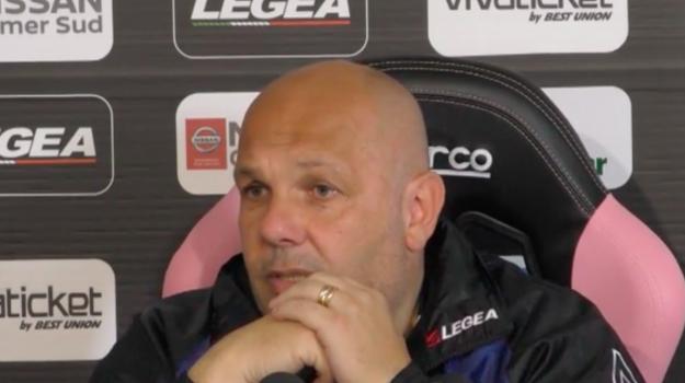 Calcio, palermo calcio, serie b, tedino esonerato, Bruno Tedino, Palermo, Calcio