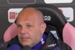 """Verso Palermo-Cremonese, Tedino: """"Infastidito da Zamparini? No, la squadra abbia la bava alla bocca"""""""