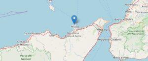 Scossa di terremoto alle Eolie di magnitudo 3.4: avvertita dalla popolazione ma nessun danno