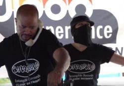 Il video musicale dei due dj americani per «la Lettura»