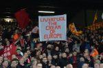 In coma il tifoso del Liverpool ferito prima della gara con la Roma