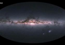 Un atlante da un miliardo e 700 milioni di stelle
