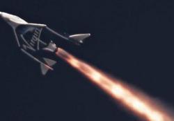 A velocità supersonica sopra la California, è la prima volta dopo l'esplosione in volo del 2014