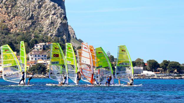 Techno 293 Plus a Mondello, Palermo, Sport