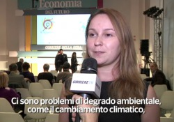 Alla Triennale di Milano l'incontro sulla Nuova sostenibilità organizzato da l'Economia del Corriere ha provato a immaginare modelli che aiutino il pianeta a superare una fase critica come quella in cui si trova oggi