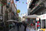 """Successo per """"La via dei librai"""" a Palermo, 80 mila visitatori al Cassaro Alto"""