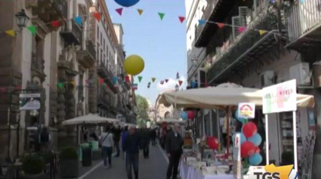 """Da oggi Palermo inaugura """"La via dei librai"""""""