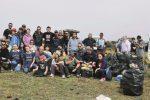 Rifiuti abbandonati in mare, intervento di bonifica a Pantelleria