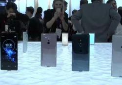 Che cosa ha portato il marchio giapponese al mobile World congress