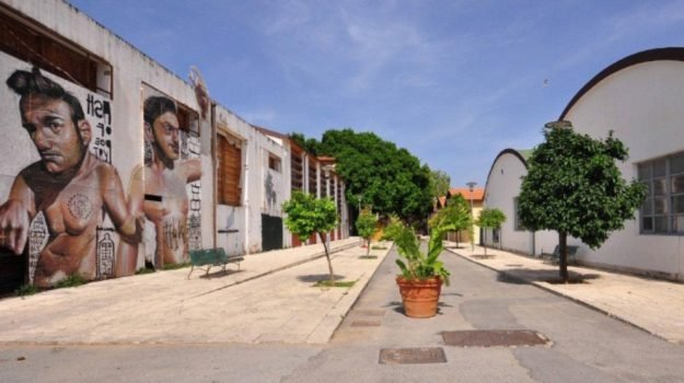 Street Art, Palermo, Cultura