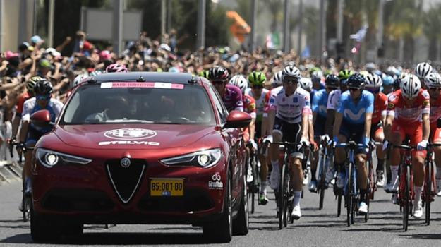 ciclismo, giro d'italia, Palermo, Sport