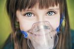 Asma fuori controllo in un caso su due fra i bambini