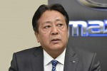 Akira Marumoto, da giugno nuovo CEO di Mazda Motor Corporation