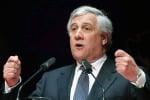 """Tajani a Siracusa: """"Inconcepibile che la Sicilia non abbia l'alta velocità"""""""