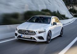 Il nuovo Diesel Euro6b viene proposto da maggio anche per la Classe A