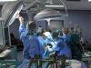 Sostituita valvola del cuore attraverso la carotide su paziente sveglio