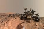 Il rover Curiosity della Nasa (fonte: NASA/JPL-Caltech/MSSS)