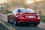 La nuova Giulia Quadrifoglio è tra i modelli Alfa Romeo di successo in Usa
