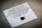 La memory card a bordo della sonda Parker della Nasa (fonte: NASA/Johns Hopkins APL/Ed Whitman)