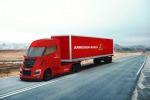 Flotta di camion a idrogeno negli Usa per birra Bud