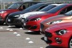 Alcuni momenti della conferenza inaugurale del Roma Motor Show