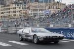 Giri di pista a Monaco per Marzal ed Espada, con Alberto II a volante