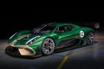 Torna alla grande mito Brabham con una supercar 'track only'