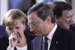BCE A UE, PIU' BILANCIO COMUNE PER CONDIVIDERE RISCHI