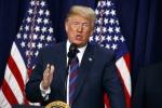 """Trump: """"La Ue? Un nostro nemico, in parte anche Russia e Cina"""""""