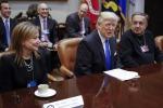 Trump vede manager auto, Marchionne 'il preferito'