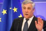 """Tajani riceverà a Piazza Armerina il premio """"Rocco Chinnici"""""""
