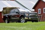 Produzione ferma per il pick-up Ford F-150, modello preferito dagli americani
