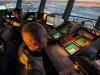 Linterno di una torre di controllo per il traffico aereo (fonte: Leonardo)