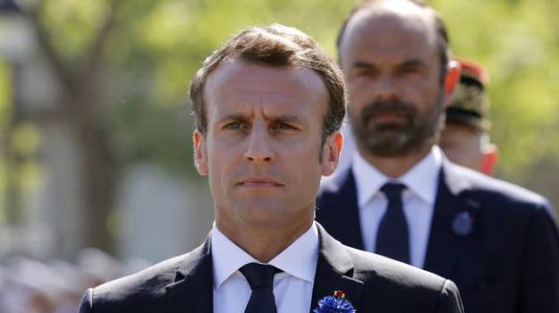 Aquarius, migranti, telefonata conte macron, Emmanuel Macron, Giuseppe Conte, Luigi Di Maio, Sicilia, Politica