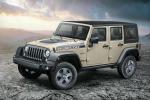 Jeep celebra 10 anni Wrangler serie JK con 3 serie speciali