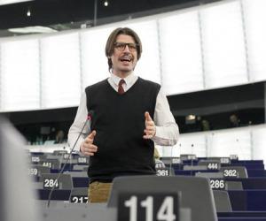 L'europarlamentare Ignazio Corrao © Parlamento Ue