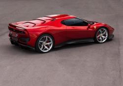 Svelata a Fiorano la Ferrari 'SP38', esemplare unico
