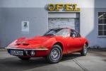 Opel, l'anniversario GT si festeggia al Verona Legend Cars