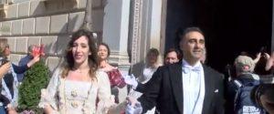 """Abiti d'epoca sfilano a Palermo: spazio alle danze, c'è il """"Gran ballo di Primavera"""""""