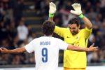Gianluigi Buffon e Filippo Inzaghi