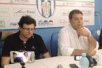 Il legale e socio del club Enzo Caponnetto assieme al patron Silvio Alessi