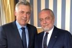 Serie A, Ancelotti nuovo allenatore del Napoli: è lui il successore di Sarri