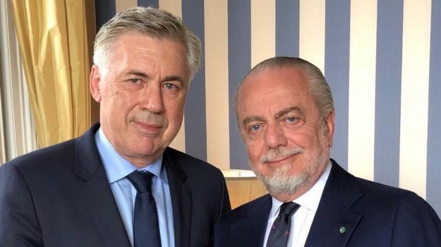 ancelotti al napoli, SERIE A, Carlo Ancelotti, Sicilia, Sport