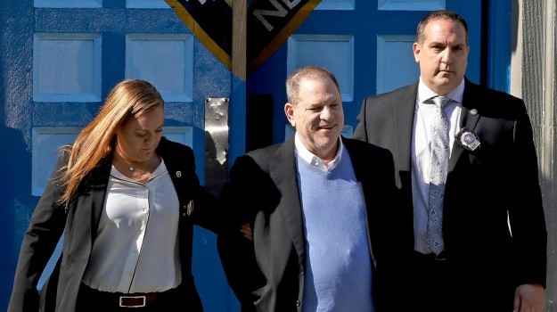 arresto weinstein, molestie hollywood, Harvey Weinstein, Sicilia, Mondo