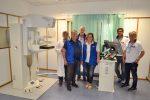Nuovo mammografo al Poliambulatorio di Lampedusa, consentirà screening più approfonditi