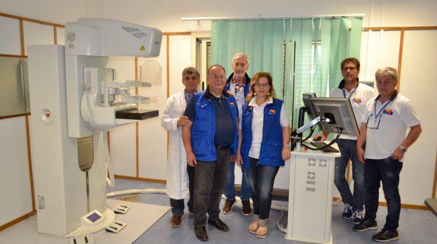 mammografo lampedusa, Agrigento, Cronaca