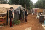 Bonificata la baraccopoli abusiva di Cassibile, ospitava centinaia di stranieri