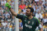 Festa Juventus allo Stadium, 2-1 al Verona e addio a Buffon: i gol della partita