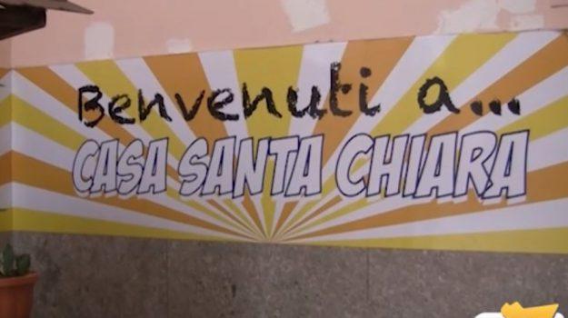 Casa Santa Chiara a Palermo apre le porte: otto migranti ospiti della struttura